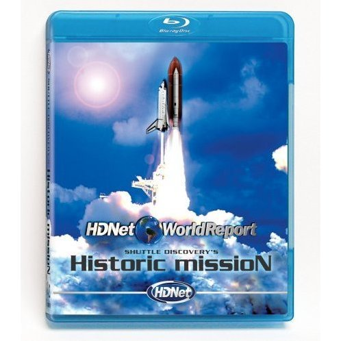 HDNet World Report: Shuttle Discovery's Historic Mission