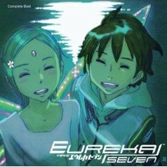 Eureka Seven Music DVD (w/ Bonus CD)