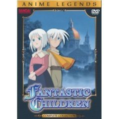 Fantastic Children: Anime Legend