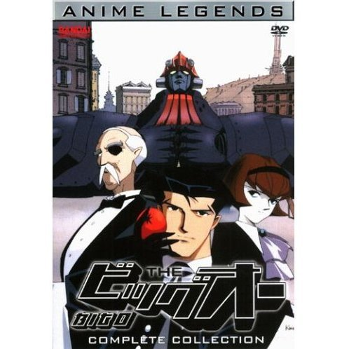 The Big O Anime Legends Complete Collection