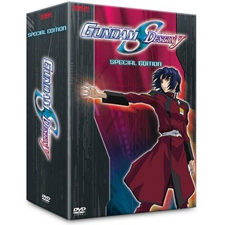 Mobile Suit Gundam SEED Destiny Vol. 6 Special Edition (w/T-Shirt)
