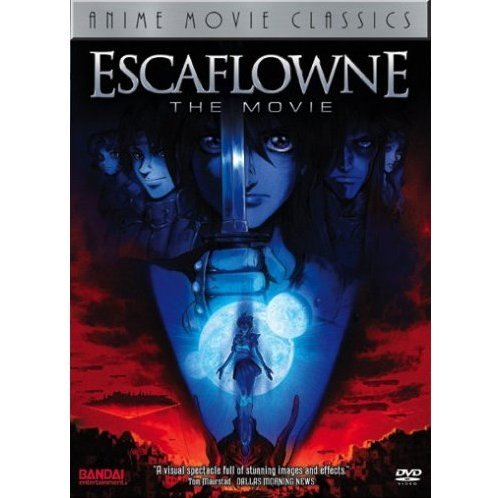 Escaflowne: The Movie - Anime Movie Classics
