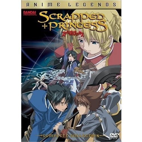 Scrapped Princess - Anime Legends Complete Collection