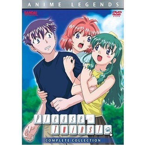 Please Twins Anime Legends Complete Collection