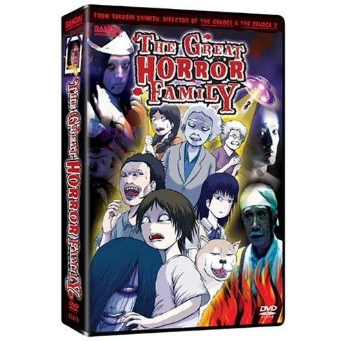 The Great Horror Family Complete Collection