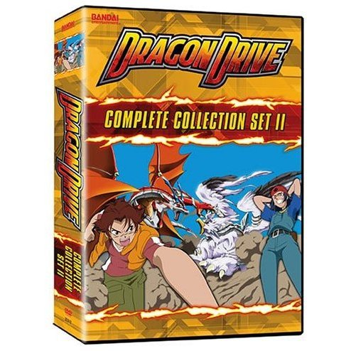 Dragon Drive Complete Collection II