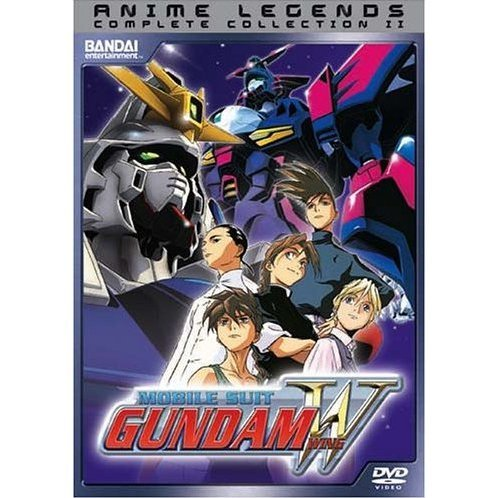 Mobile Suit Gundam Wing: Complete Collection II