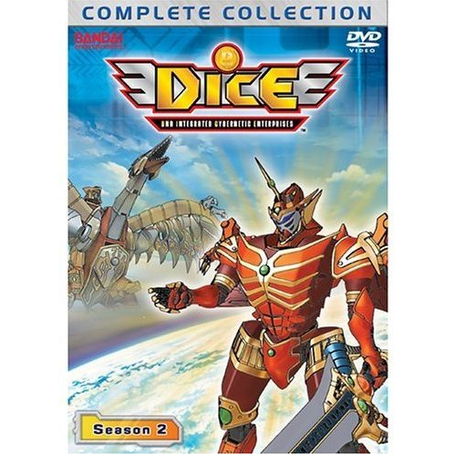 DICE Complete Collection Season 2