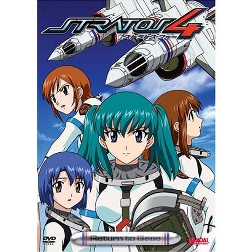 Stratos 4 OVA - Return to Base