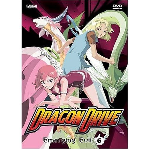 Dragon Drive Volume 6 - Emerging Evil