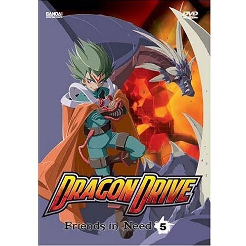 Dragon Drive Volume 5 - Friends in Need