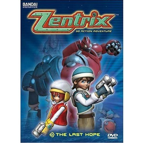 Zentrix Vol 2 - The Last Hope