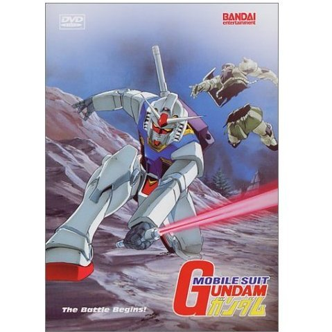 Mobile Suit Gundam Vol 1 - The Battle Begins