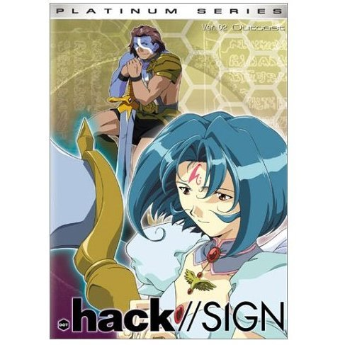 .hack//SIGN Vol 2 - Outcast