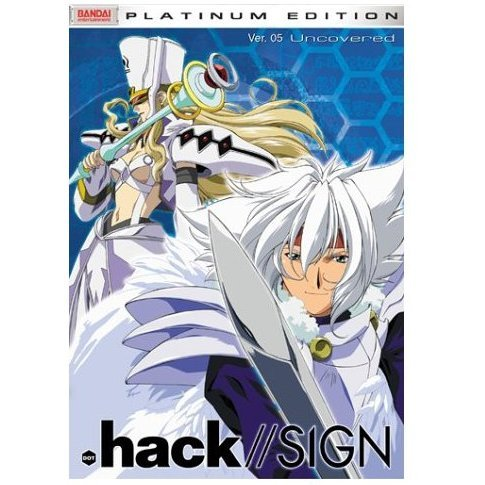 .hack//SIGN Vol 5 - Uncovered