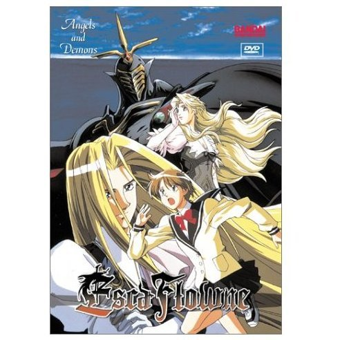 Escaflowne Vol 3 - Angels and Demons