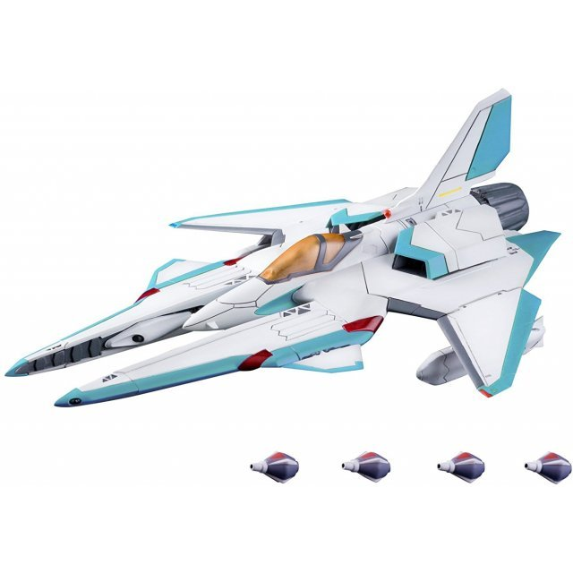 Gradius Sky Girls 1/60 Scale Model-Kit: Vic Viper Green Colour (Sky Girls Version) Limited Edition