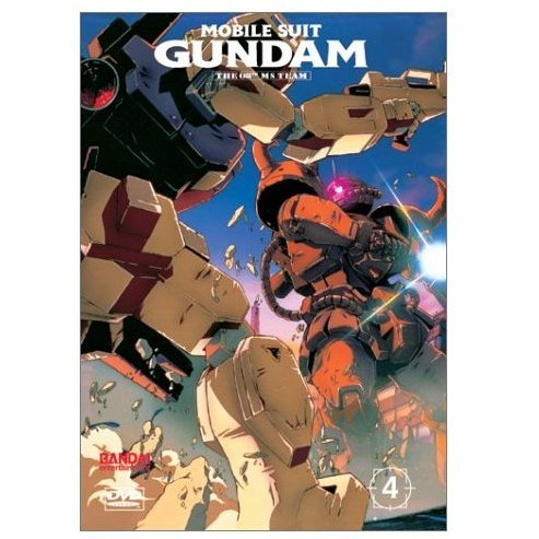 Mobile Suit Gundam: The 08th MS Team - Vol 4
