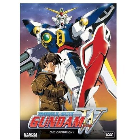 Mobile Suit Gundam Wing Vol 1 - Operation 1