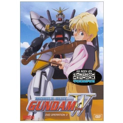 Mobile Suit Gundam Wing Vol 3 - Operation 3