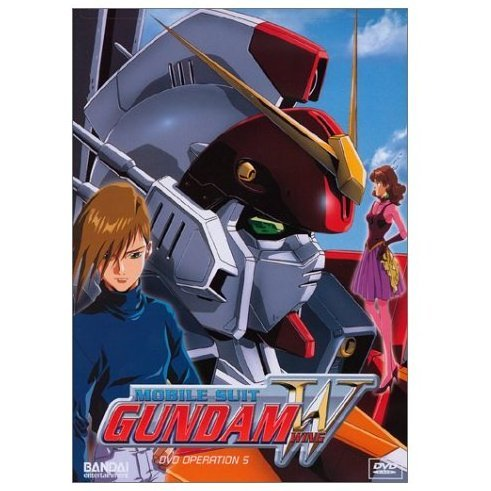 Mobile Suit Gundam Wing Vol 5 - Operation 5