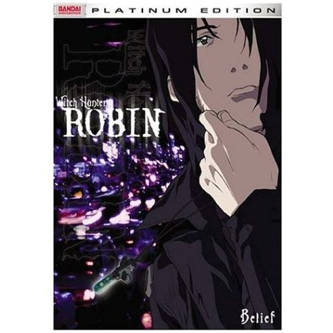 Witch Hunter Robin: Vol 2 - Belief