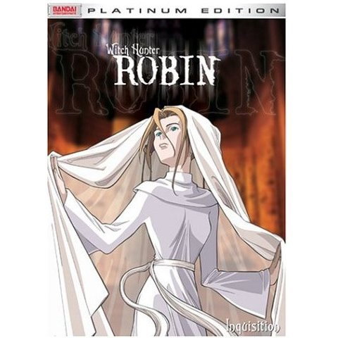 Witch Hunter Robin Vol 3 - Inquisition