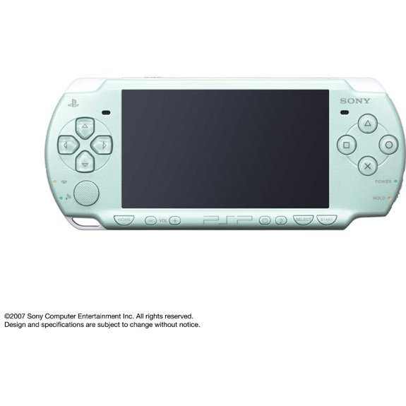 PSP PlayStation Portable Slim & Lite - Mint Green (PSP-2000MG)