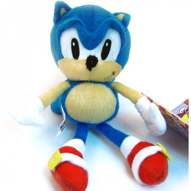 Classic Sonic the Hedgehog Beanie: Sonic