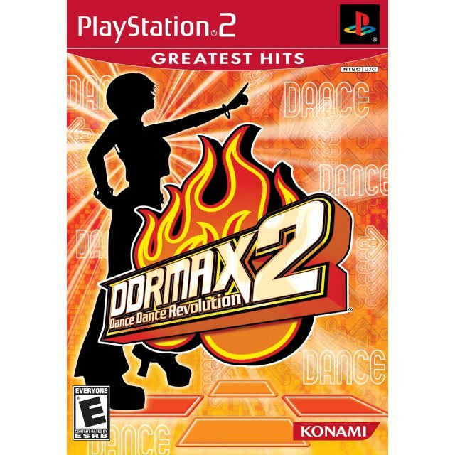 DDRMAX2 Dance Dance Revolution (Greatest Hits)