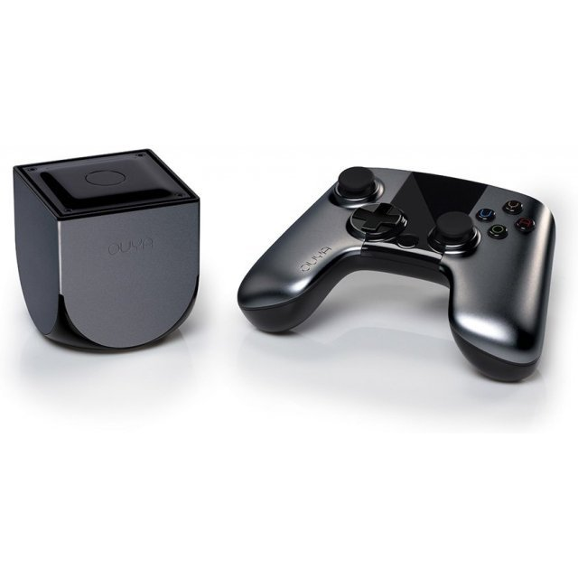 Ouya Console System