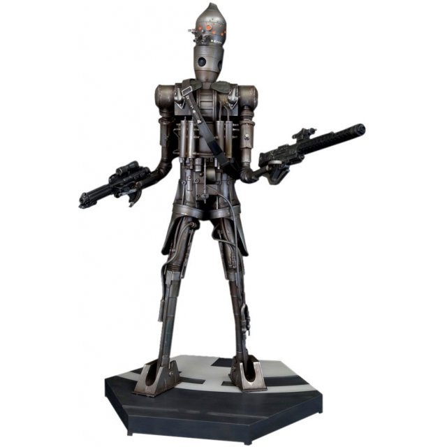 Bounty Hunter Series Star Wars Episode 5 1/7 Scale Pre-Painted PVC Figure: IG-88