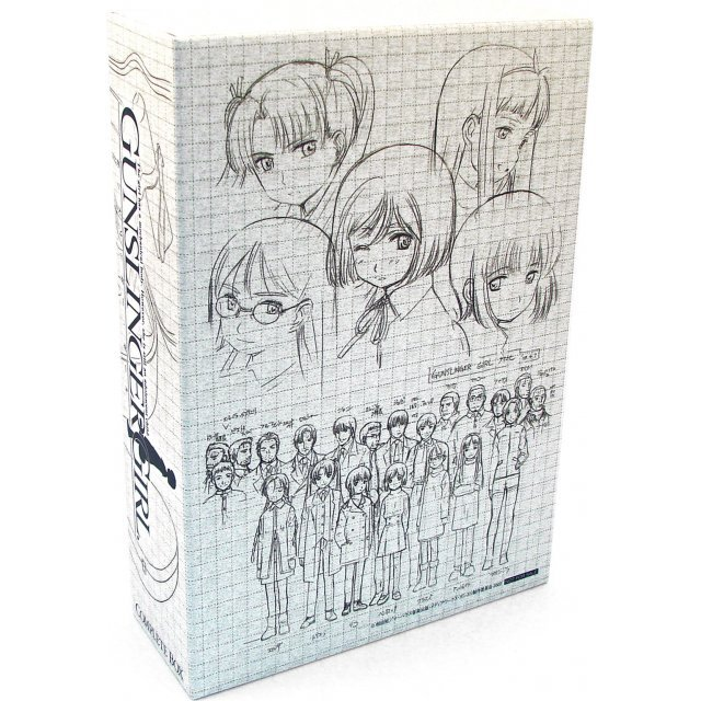 Gunslinger Girl Complete Box