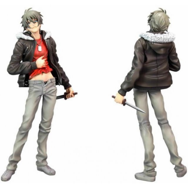Togainu no Chi: True Blood 1/10 Scale Pre-Painted PVC Figure: Akira (Re-run)