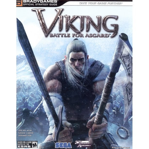 Viking: Battle for Asgard Official Strategy Guide