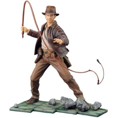 Raiders Missing Ark Indiana Jones 1/7 Scale Pre-Painted Figure: Indiana Jones
