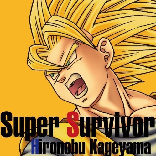 Super Survivor (Dragon Ball Z: Budokai Tenkaichi 3 Theme Song)
