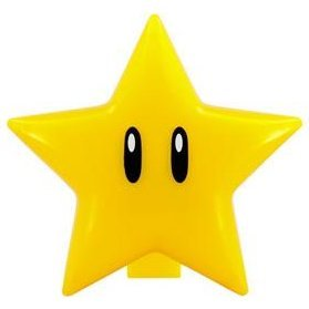 Super Mario Bros. Star Sound Room Light