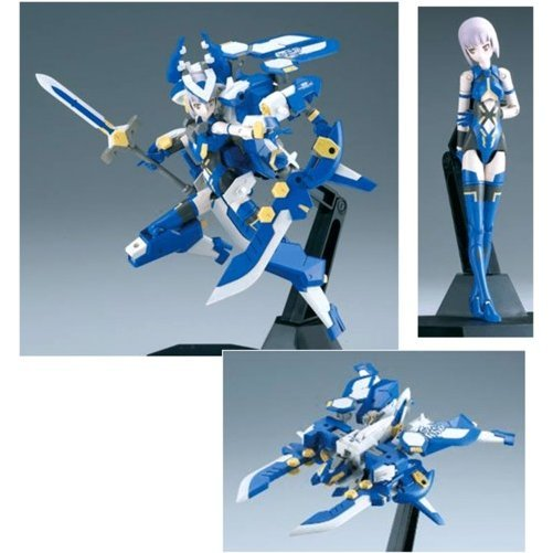 Busou Shinki Non Scale Pre-Painted Action Figure: Espadia