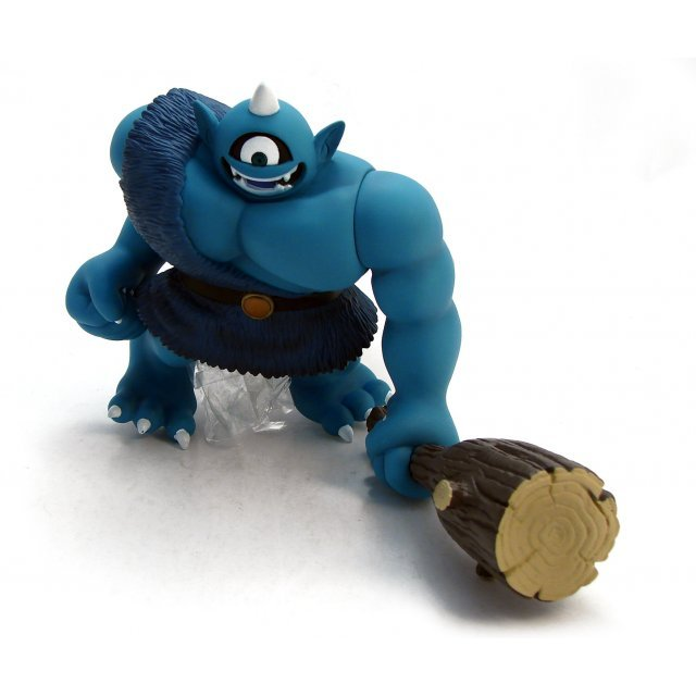 Dragon Quest Non Scale Pre-Painted Soft Vinyl Figure: Monster Gigantess