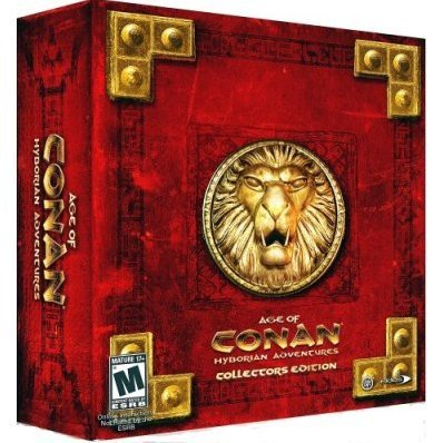 Age of Conan: Hyborian Adventures Collector's Edition (DVD-ROM)