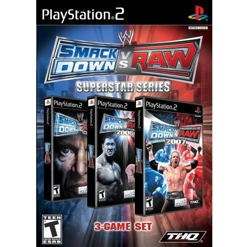 WWE Smackdown vs. Raw Superstar Series