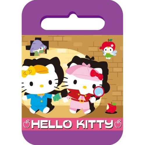 Hello Kitty Ringo No Mori No Mystery Vol.8 [DVD+Handy Case Limited Edition]