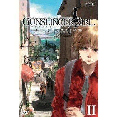 Gunslinger Girl - Il Teatrino Vol.2