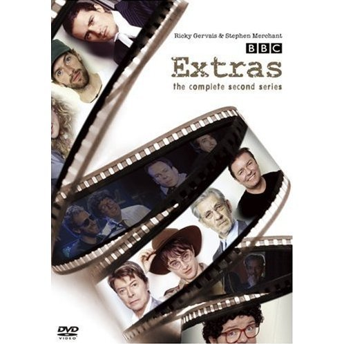 Extras The Complete Second Series