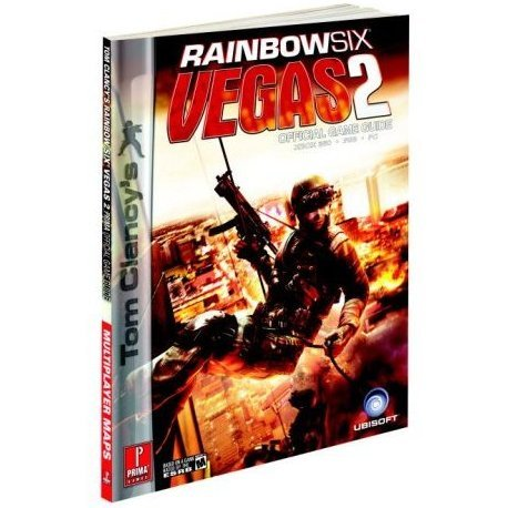Tom Clancy's Rainbow Six Vegas 2: Prima Official Game Guide