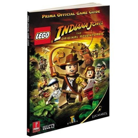 Lego Indiana Jones: Prima Official Game Guide