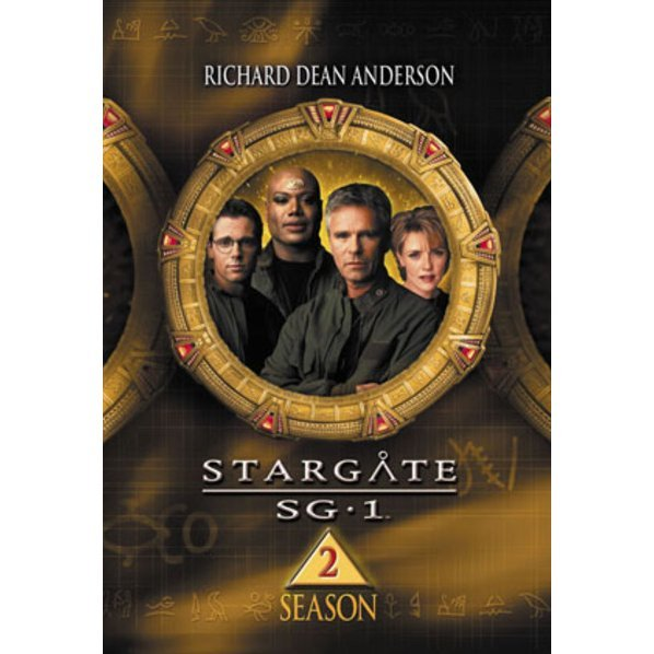 Stargate SG-1 Season2 DVD The Complete Box
