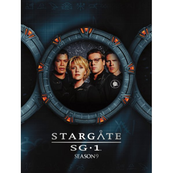 Stargate SG-1 Season9 DVD The Complete Box