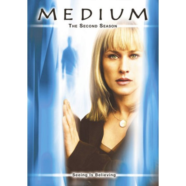 Medium Season 2 DVD Box